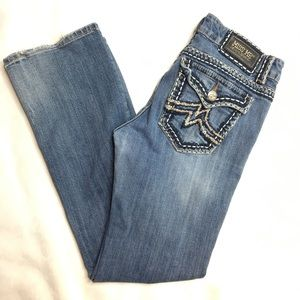Miss Me IRENE Bootcut Jeans 32/33